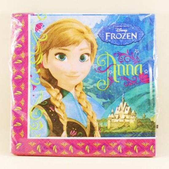 Frozen Temalı Konsept Parti Seti
