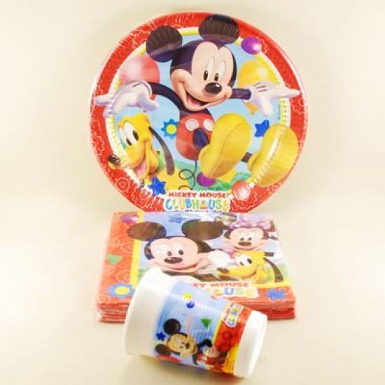 Mickey Mouse Konsept Parti Seti