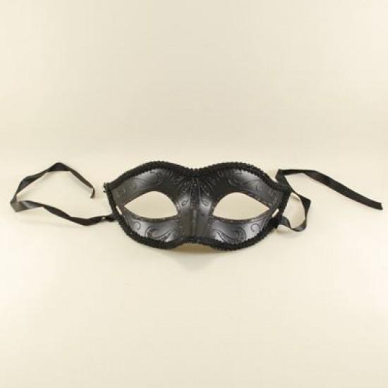 Siyah Simli Maske