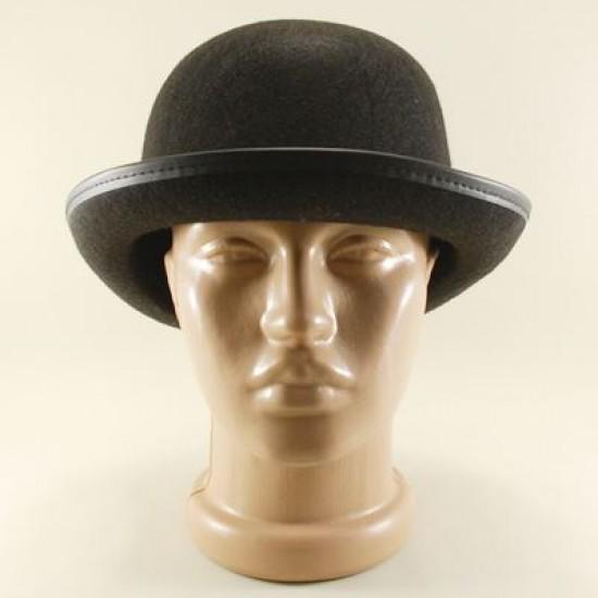 Siyah Charlie Chaplin Şapkası