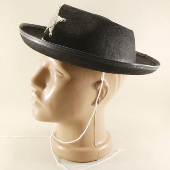 Siyah Şerif Şapkası